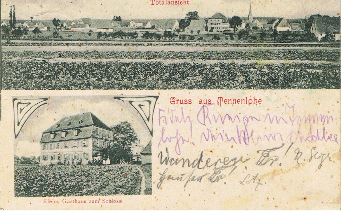 """Gasthaus """"Zum Schloss"""" – Über Uns"""